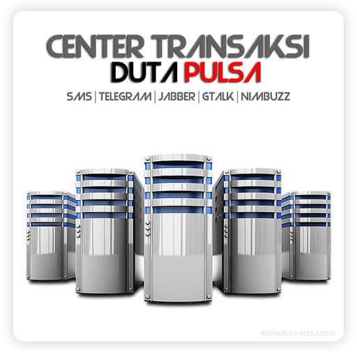 sms center duta pulsa - center transaksi