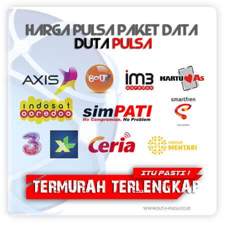 Daftar Harga Paket Internet Murah All Operator