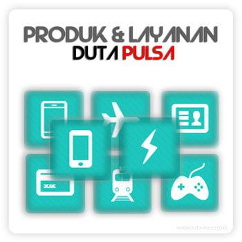 produk dan layanan duta pulsa