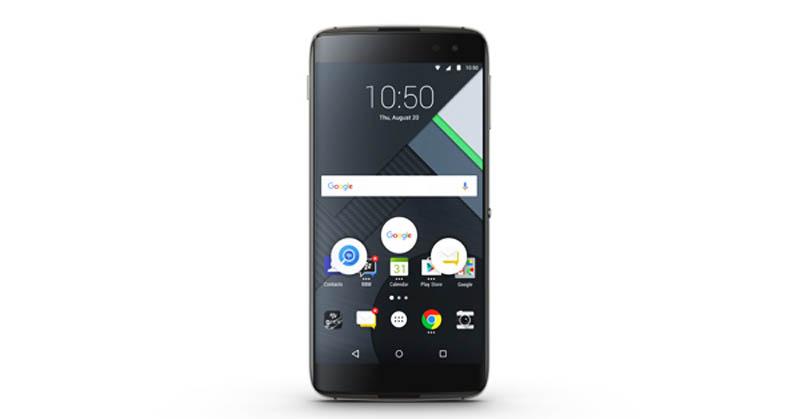 Blackberry Ciptakan Ponsel Berbasis Android