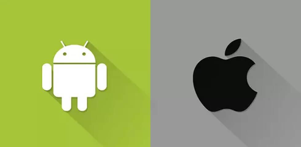 android vs ios dalam tingkat penjualan