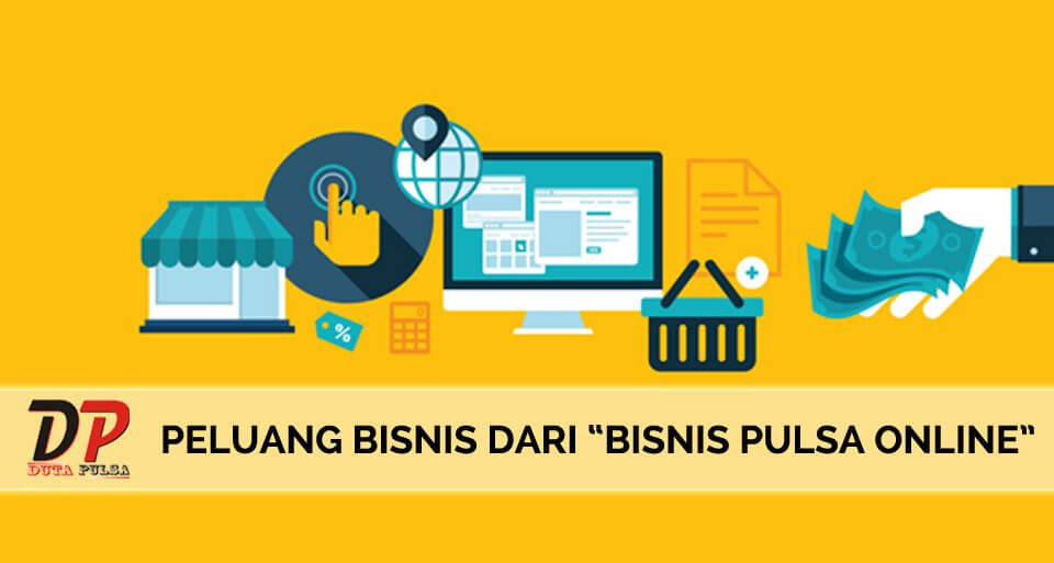 peluang bisnis pulsa online