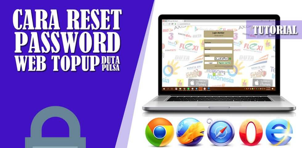 cara reset password web topup