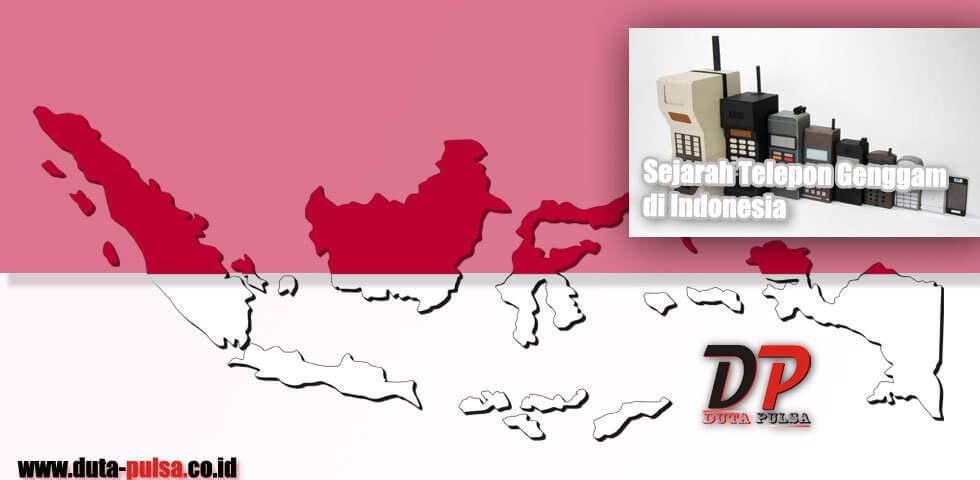 sejarah hp di indonesia