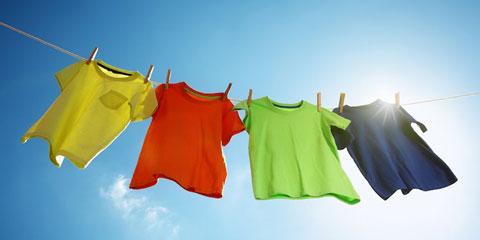 cara hemat listrik tanpa pengering pakaian