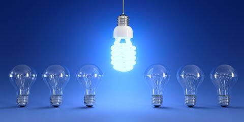 hemat listrik dengan lampu led
