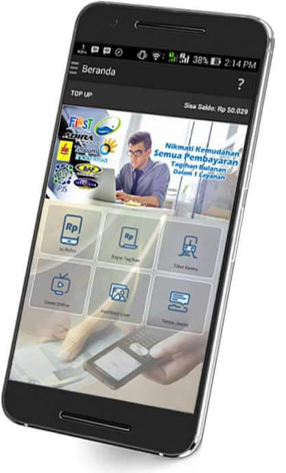 mobile topup aplikasi isi ulang pulsa harga agen