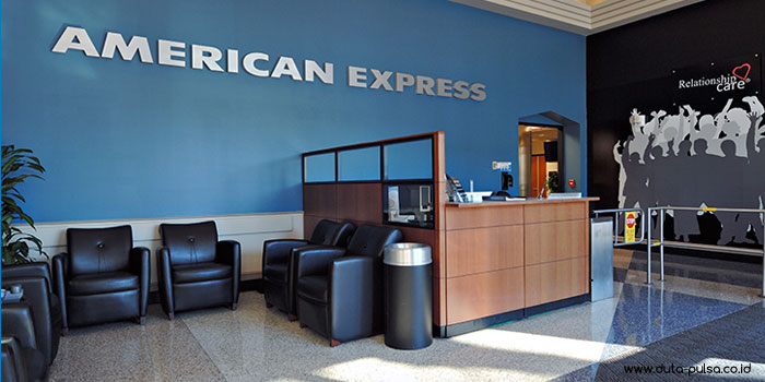 tentang american express