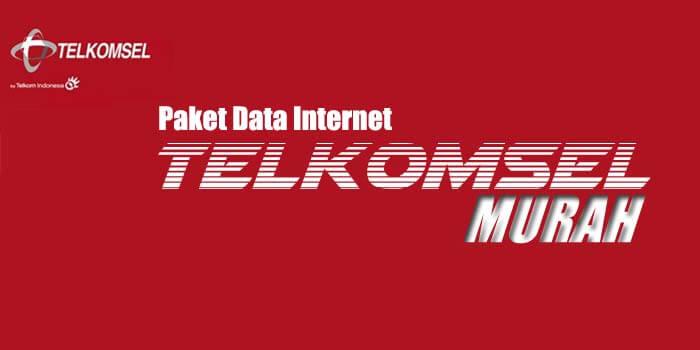 paket data telkomsel murah