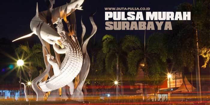 Pulsa Murah Surabaya