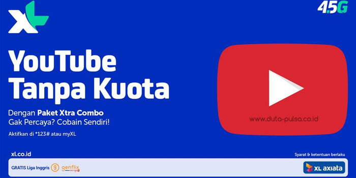 akses youtube gratis di bulan ramadhan