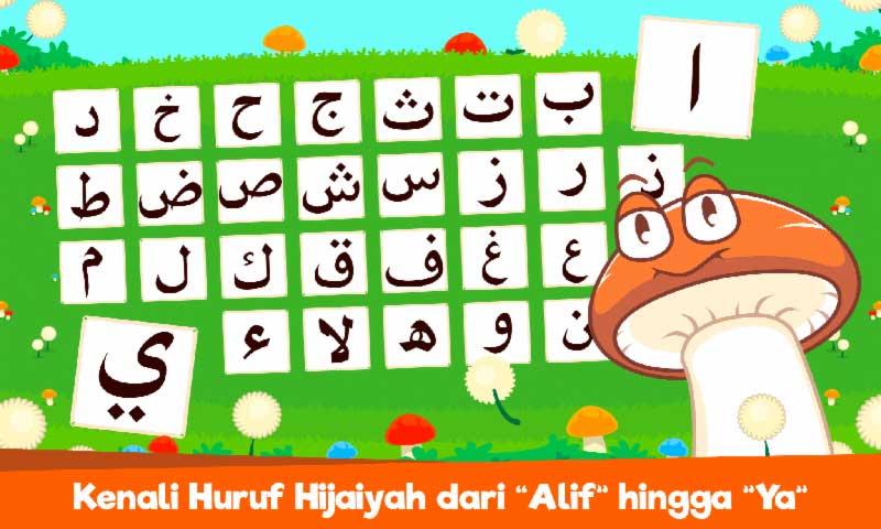 game edukasi anak - marbel hijaiyah