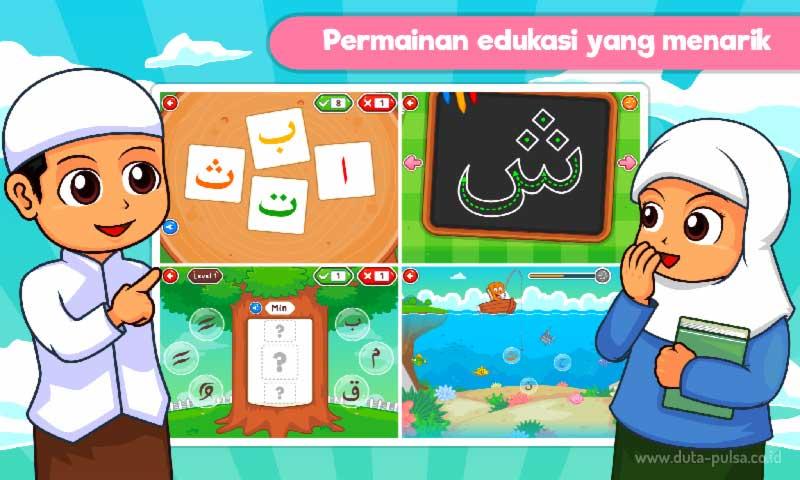 game edukasi anak - belajar mengaji
