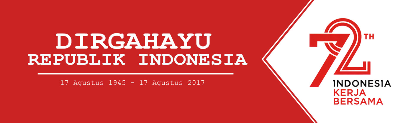 dirgahayu indonesia ke 72 th