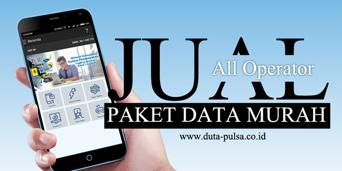 Jual Paket Data Murah All Operator